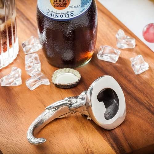 Elephant Head - Bottle Opener