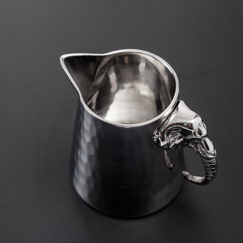 Milk Jug - with Elephant Head
