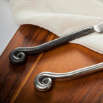 Cheese Knife - Snail Design