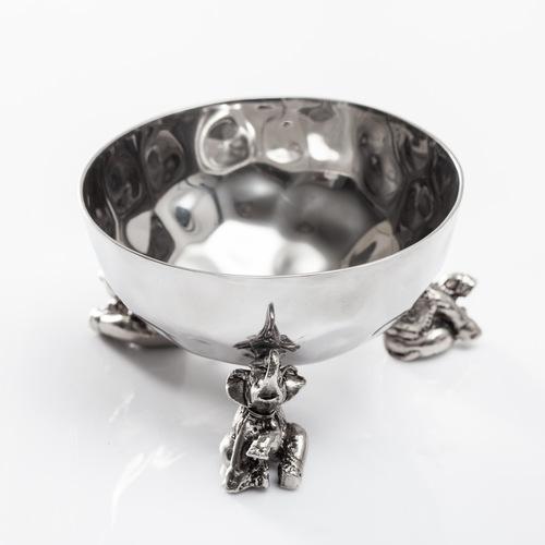"Elephant Bowl 4"""