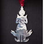 Thai Yaksha - The Guardian Warrior - Stainless Steel Ornament