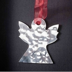Angel - Stainless Steel Ornament
