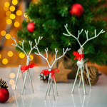 Stainless Steel Deer - Free standing  - Large Size