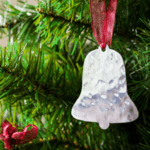 Bell - Stainless Steel Ornament