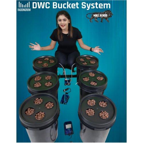 DWC 4x6  Bucket System