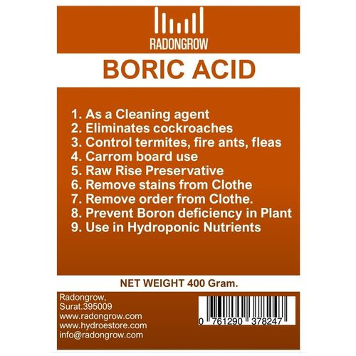 Boric Acid 400 gm
