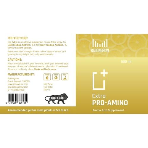 Amino Acid 500 ml