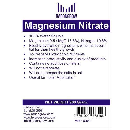 MAGNESIUM NITRATE 900 gm