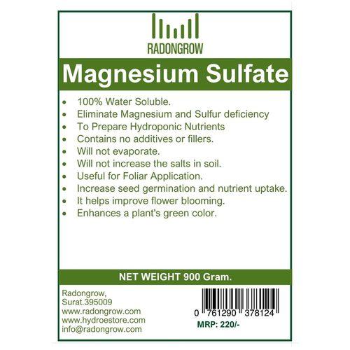 Magnesium Sulfate Epsom Salt 900 gm