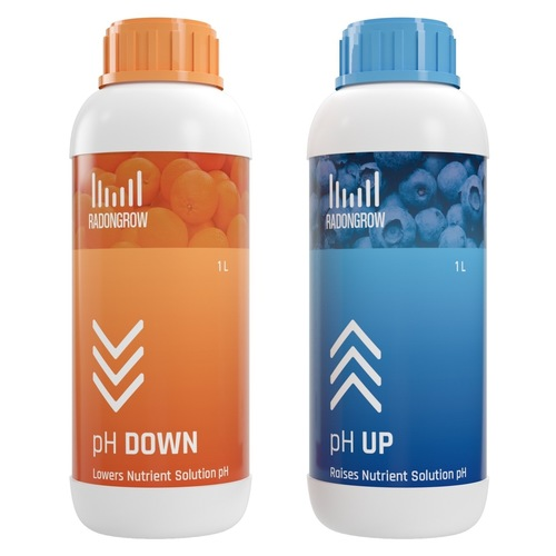 Radongrow pH Up and Down Combo 2000 ml