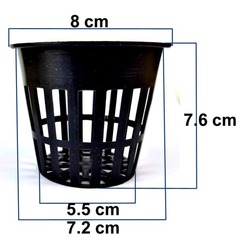 3 INCH NET POT QTY70
