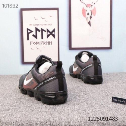 Mens Winter Nike Air VaporMax 2019 Sneakers Carbon