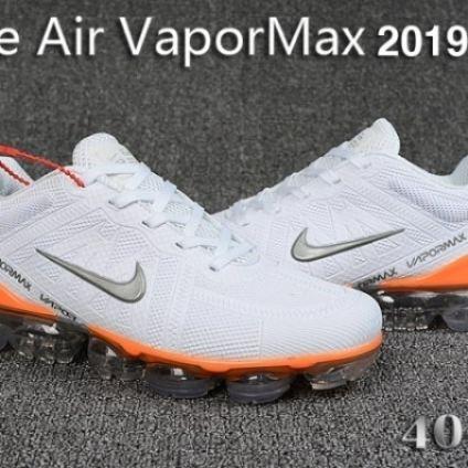 Mens Winter Nike Air VaporMax 2019 Sneakers Black