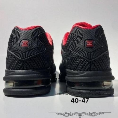 Mens Winter Sneakers Nike Air Max 2019 Black unive