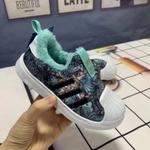 Kids Winter Adidas Originals Superstar