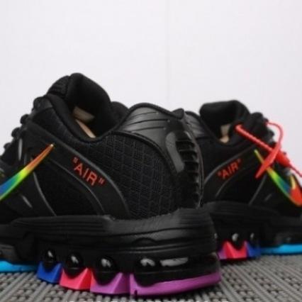 Mens Spring Sneakers Nike Air Max 2019 Black RedN