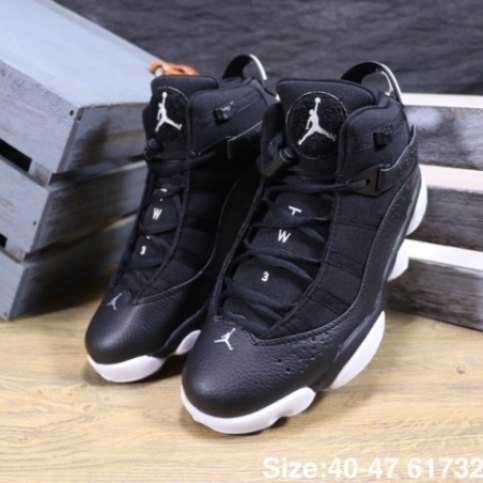 Mens Winter Basketball Shoes Nike Air Jordan 6 Rin