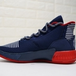 Adidas D Rose 9 Midnight blue white red