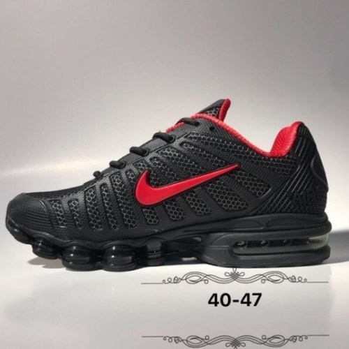 Mens Winter Sneakers Nike Air Max 2019 Black unive