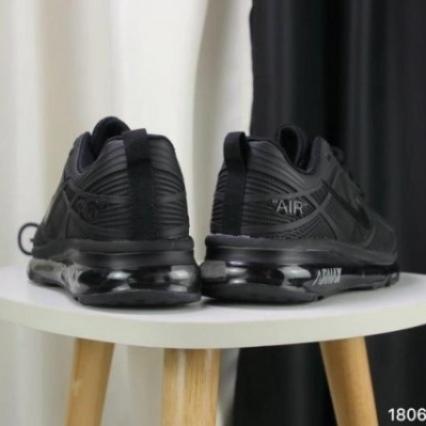 Mens Shoes Nike Air Max 2019 KPU Triple Black