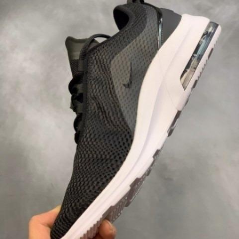 Mens Womens Winter Sneakers Nike Air Max 2019 Blac