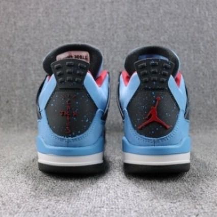 Mens Basketball Shoes Air Jordan 4 x Travis Scott