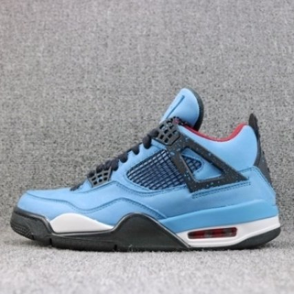 Mens Basketball Shoes Air Jordan 4 x Travis Scott