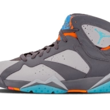 Mens Shoes Nike Air Jordan 7 Retro Barcelona Days