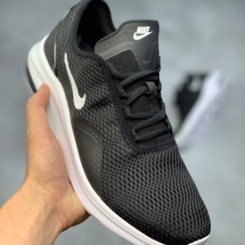 Mens Womens Winter Sneakers Nike Air Max 2019 Blac