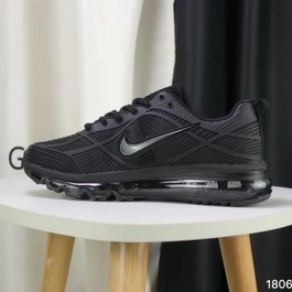 Mens Shoes Nike Air Max 2019 KPU Triple Black