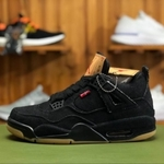Mens Basketball Shoes Air Jordan 4 Retro NRG Denim
