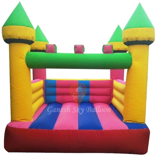 8 x 8 feet Inflatable Kids Bouncy | Ganesh Sky Balloon