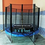 8 feet Jumping Trampoline