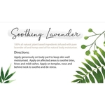 Soothing Lavender - Moisturing Lotion 60g