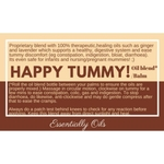 Happy Tummy - Digestive Support balm 120g