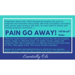 Pain Pain Go Away -  Pain & Aches Aid balm 120g