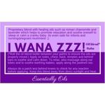 I wana Zzzz - Soothing balm 120g