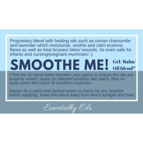 Smoothe Me - Skin Healing Lotion 120g