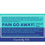 Pain Pain Go Away -  Pain & Aches Aid balm 30g