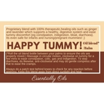 Happy Tummy - Digestive Oil Blend 15ml