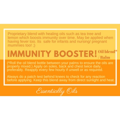 Immunity Booster - Immunity balm 60g
