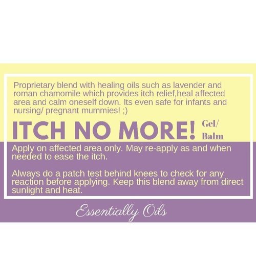 Itch No More  -  Itch Relief lotion 30g