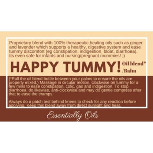 Happy Tummy - Digestive Support balm 60g