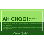 Ah Choo - Respiratory Oil Blend 15ml