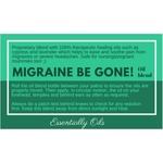 Migraine Buster - Migraine Oil Blend 15ml