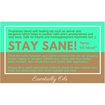 Stay Sane - Calming Oil Blend 15ml