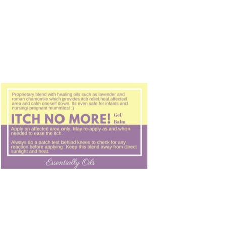 Itch No More! - Itch Relief Lotion 120g