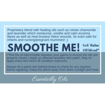 Smoothe Me - Skin Healing Lotion 60g