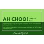Ah Choo! - Respiratory Oil Blend 30ml