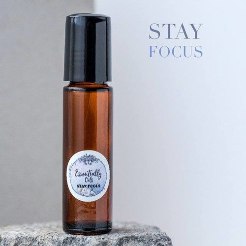 Stay Focus! - Focus Oil Blend 30ml